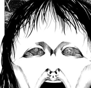 裏バイト:逃亡禁止ホラーシーン